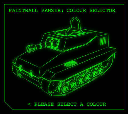 Tank Paintball (Follow-Up)
