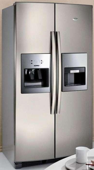 Caffeine Kitchen - Whirlpool Espresso Refrigerator