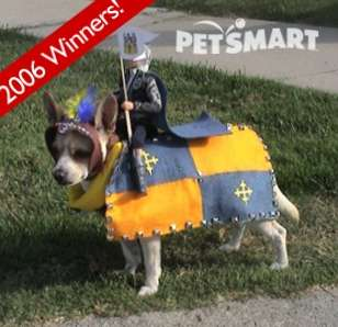 PetSmart Howl-O Ween Photo Contest