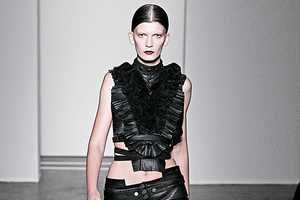 The Givenchy Spring/Summer 2011 Collection Beautifies a Dark Look