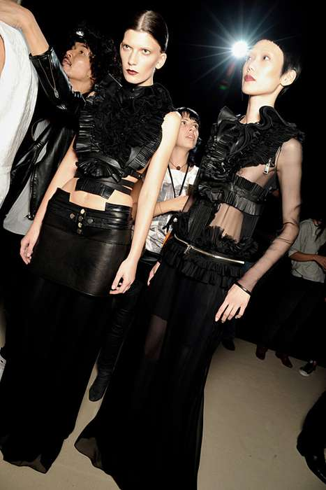 Givenchy Spring Summer 2011