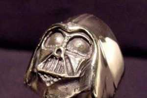 These Star Wars Bronze Rings are for Fashionable Superfans