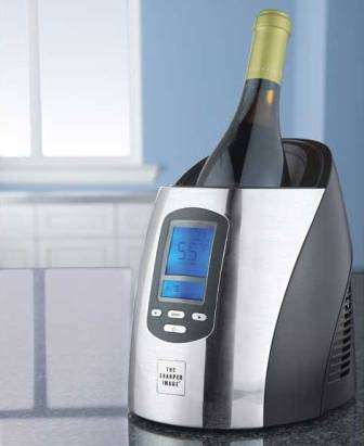 Sharper Image Wine Chiller