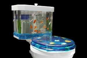 Save Water with the Eco-friendly Fish 'n Flush
