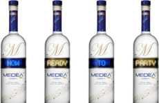 LED Liquor Bottles
