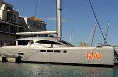Electric Hybrid Sailboats