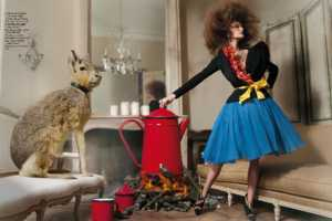 Harpers Bazaar HK Delivers Magical Fashions