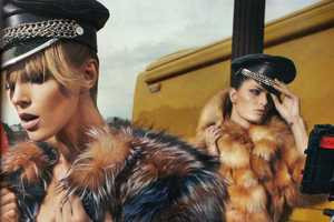 Vogue Paris Takes You Behind the Sizzling Scenes