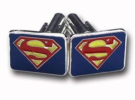Superman Batman Cufflinks