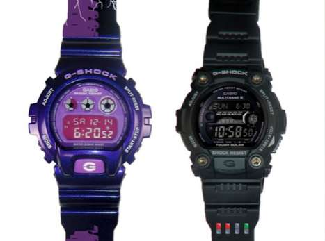 Force Unleashed G-Shock