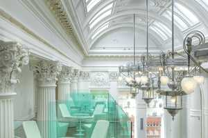 The Glasgow Corinthian Club Re-Opens after  Multimillion Dollar Restoration