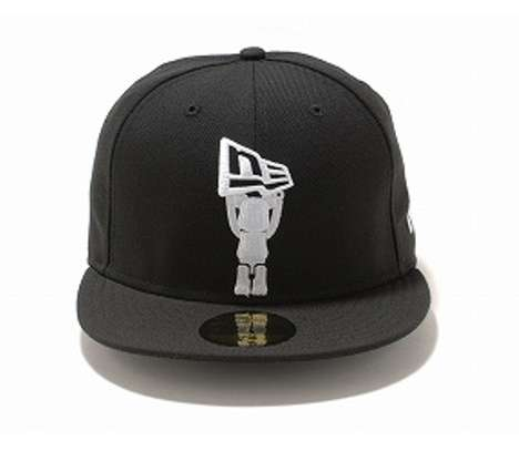 New Era Bearbrick Cap