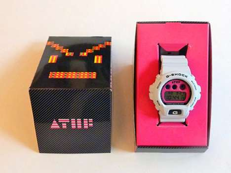 ATHF G-Shock Watch