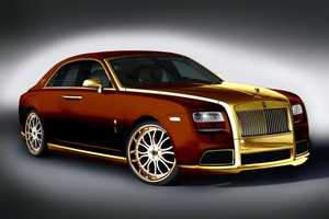 Drive in Elegance in the New Fenice Rolls Royce Ghost