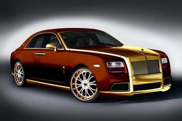 Embellished Luxury Vehicles