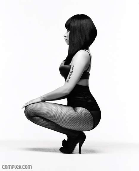 Nicki Minaj sits down with Complex Magazine