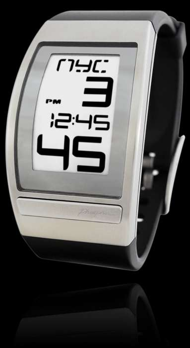 phosphor e ink watches
