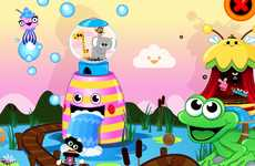Tado's G G Kabongo World is Fun and Educational