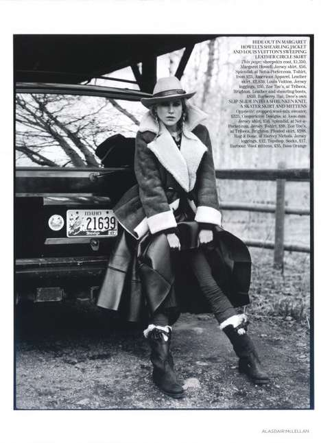 My Own Private Idaho for british vogue