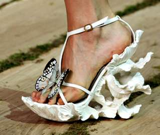 Fluttering Spring Shoes