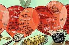 Artsy Crowdsourced Cookbooks