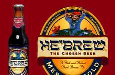 Almighty Kosher Ales - He'Brew The Chosen Beers are Beverages with a Jewish Twist