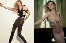 Hot Sporty Spreads - The Gisele Bundchen Vogue Brazil October Issue is All About the Supermodel