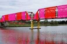 Hot Pink Overpasses