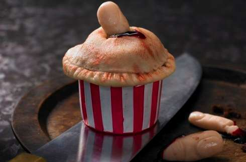 lily vanilli zombie cupcakes