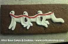 These Human Centipede Cookies are Sure to Freak You Out
