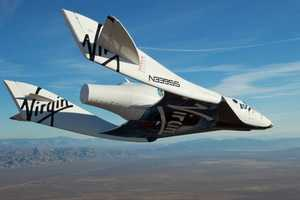 Virgin's Space Tourism Craft Completes Journey