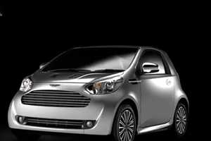 The Aston Martin Cygnet is a City Slicker's Dream