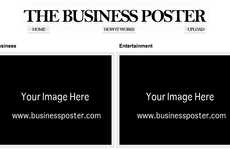 The 'Business Poster' Assembles Online Ads in One Place