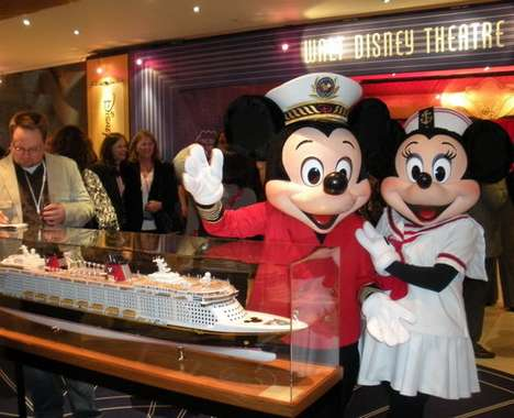 Luxury Fantasy Ferries - The Prodigious Disney Dream Will Set Sail in January 2011