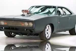 The Fast & The Furious 1970 Dodge Charger RT Sells for $129,998