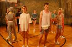 Gym Class Collections - The Tom Scott SS11 Line Brings Knits to Physical Education