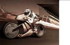 Hot Futuristic Bikes