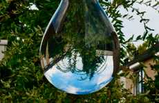 Droplet Insect Deterrents - The Jose de la O Anti-Fly Sphere is a Chemical-Free Pesticide
