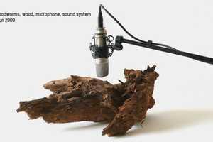 Artist Zimoun Uses Sound Waves as His Inspiration