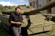 Blow-Up Batallions - Russia's Inflatable Tanks are Designed to Confuse Enemy Forces