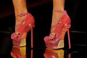 Work it in These John Galliano Spring 2011 Shoes