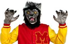 Musical Monster Costumes - The Thriller Werewolf Costume Will Have You Dancing All Halloween