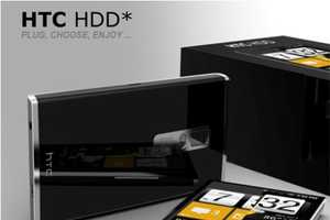 The HTC HDD Can Switch Between Windows Phone 7 or Android 2.2