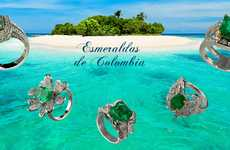 Scintillating Caribbean Jewels