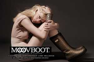 MoovBoot Shearling, All-Weather Boots are Beautifully Designed