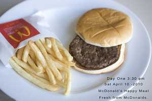 McDonald's Happy Meal Lasts Six Months Without Decomposing