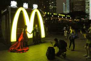 McDonald's in Hong Kong Will Host Weddings