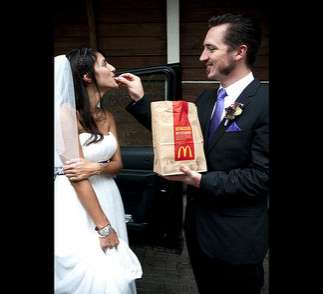 McDonalds in Hong Kong will host weddings