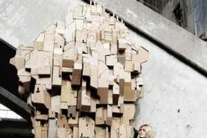 Nina Lindgren Creates Super-Sized Eco-Art