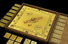 $2 Million Board Games - The World's Most Expensive Gold & Jeweled Monopoly Board Game